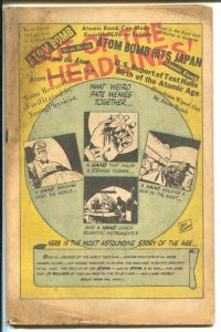 Atoman #1 1946-Spark-1st issue-origin story-Wild Bill Hickok-Kid Crusaders-P