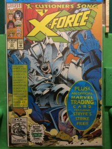 X-Force #17 X-cutioner's Song part 8 MISB