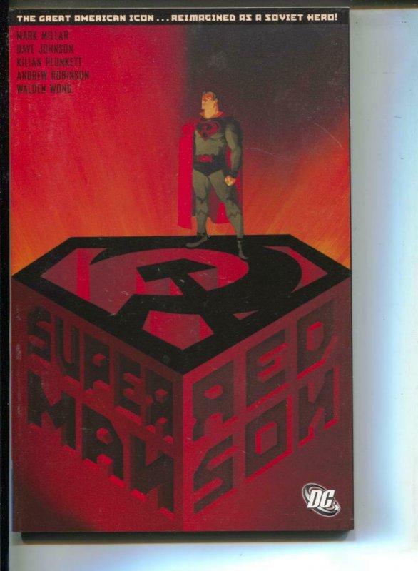 Superman: Red Son-Mark Millar-TPB-trade