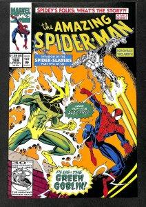 The Amazing Spider-Man #369 (1992)