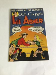 Li'l Abner Comics 72 Vf Very Fine 8.0 Toby Press