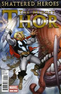Mighty Thor, The #9 VF/NM; Marvel | save on shipping - details inside