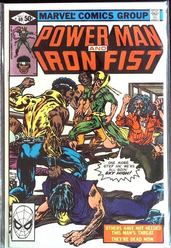 Power Man and Iron Fist #69 (1981)