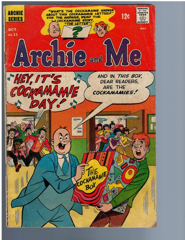 Archie and Me #11 (1966)