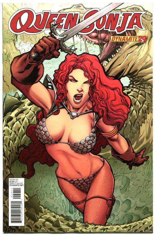 QUEEN RED SONJA #29, NM-, She-Devil, Sword,Tommy Patterson,2009,more RS in store