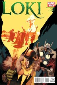 Loki (2010 series) #3, NM (Stock photo)