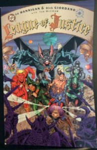 League of Justice #1 (1996)