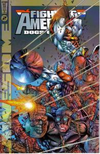 Fighting American: Dogs of War #2A VF/NM; Awesome | save on shipping - details i