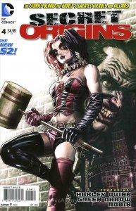 Secret Origins (4th Series) #4 VF/NM; DC | save on shipping - details inside