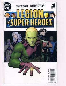 Legion Of Super-Heroes # 1 VF/NM DC Comic Books Green Lantern JLA Superman! SW13
