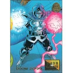 1994 Marvel Universe: Series 5 DOOM 2099 #89