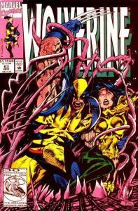 Wolverine (1988 series) #63, VF- (Stock photo)