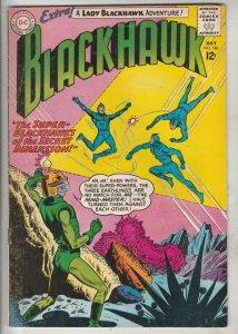 Blackhawk #186 (Jul-63) VF/NM High-Grade Black Hawk, Chop Chop, Olaf, Pierre,...