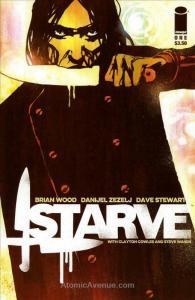 Starve #1 VF/NM; Image | save on shipping - details inside