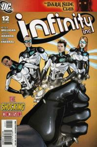 Infinity, Inc. (2nd Series) #12 VF/NM; DC | save on shipping - details inside
