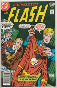 Flash, The #264 (Aug-78) NM- High-Grade Flash
