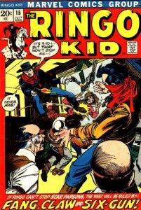 Ringo Kid #15, Fine- (Stock photo)
