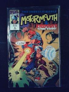Motormouth & Killpower (UK) #8 (1993)