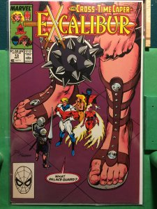 Excalibur #13 The Cross-Time Caper