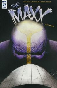 Maxx, The: Maxximized #27 VF/NM; IDW | save on shipping - details inside