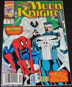 Marc Spector: Moon Knight #19 (1990)