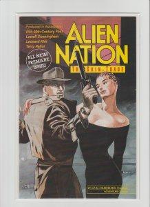 Alien Nation: Skin Trade #1-4 FVF (1991, Adventure) Obscure Copper Age