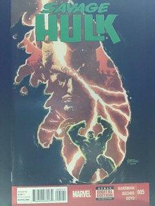 Savage Hulk #5 (2014)