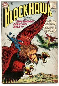 Blackhawk #192 1962-DC-King Condor! Silver Age VG/FN