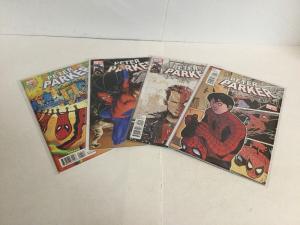 Peter Parker 1-4 Lot Set Run Nm Near Mint