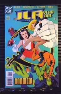 JLA: Year One #5 (1998)