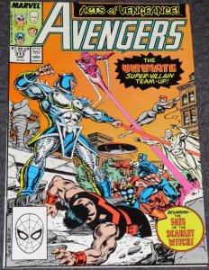 Avengers #313 -1990