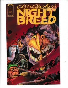 CLIVE BARKER'S NIGHT BREED # 5  VF/FN    EPIC COMICS