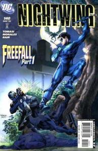 Nightwing (1996 series) #140, NM (Stock photo)