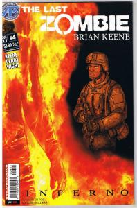 The LAST ZOMBIE INFERNO #4, NM, 2011, undead, more Horror in store