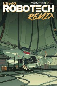 ROBOTECH REMIX (2019 TITAN) #4 VARIANT CVR C RENZI PRESALE-01/08