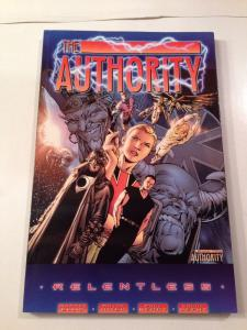 The Authority Vol 1 relentless Near Mint 1st Print Tpb