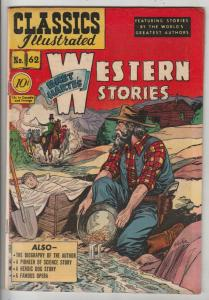 Classics Illustrated #62 (Aug-49) VF+ Mid-Grade