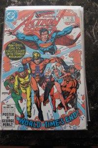 Action Comics #553 (DC, 1984) Condition: NM