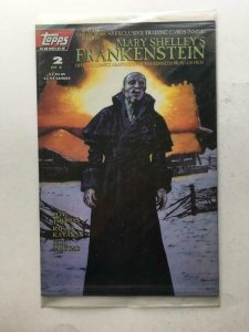 FRANKENSTEIN Mary Shelley's #2, NM, sealed w/card, 1994, more Topps in store