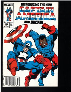 Captain America #334 (Marvel, 1987)