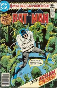 Batman (1940 series) #327, VF- (Stock photo)