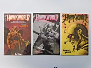 Hawkworld (DC 1989 Limited Series) Set:#1-3, 6.0 - 1989