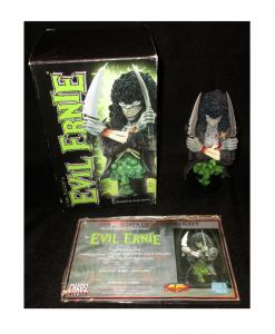 Brian Pulido's Evil Ernie Limited Edition Bust by Rudy Garcia with COA