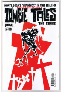 ZOMBIE TALES The Series #6, NM+, Undead, Walking Dead, 2008,more Horror in store