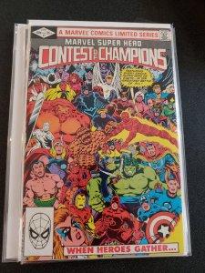 Contest of Champions #1