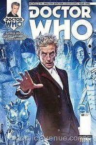 Doctor Who: The Twelfth Doctor Year 2 #8B VF; Titan | save on shipping - details