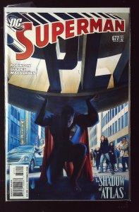 Superman #677 (2008)