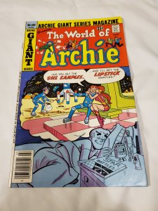 Archie Gaint Series 468 FN/VF