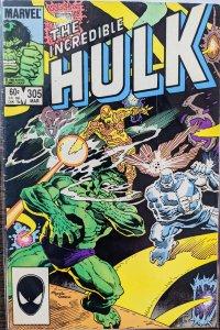 The Incredible Hulk #305 (1985) VF-