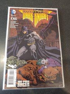 Legend of the Dark Knight #4 100-page Super Spectacular NM JOKER